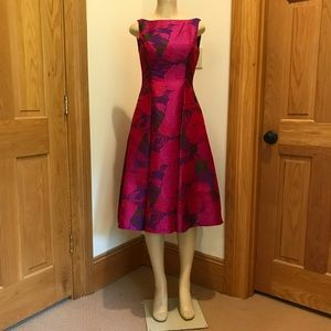Adrianna Papell 4 GORGEOUS stunning dress NWT